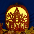 Haunted House Welcome CO