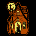 Vintage Witch House