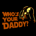 Who's Your Daddy Darth Vader