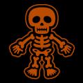 Cute Skeleton 03
