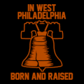 In West Philadelphia