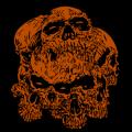 Skull Pile Up