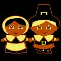 Cute Pilgrims