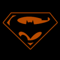 Superman Batman Logo 02
