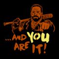 Negan The Walking Dead 02