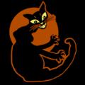 Vintage Cat 06