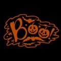Boo Bats and Pumpkins 01