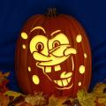 Spongebob Pumpkin Face CO