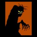 Zombie Silhouette 02