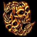 Barbed Skulls