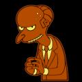 Mr Burns