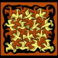 Birds Escher