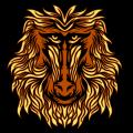 Stylish Baboon 01