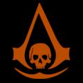 Assassins Creed Skull Logo 02