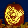 Super Mario Bros. Luigi CO