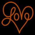 Love Heart Script
