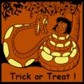 Jungle Book Trick or Treat