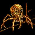 Creeping Spider Skull