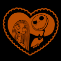 Jack and Sally Heart 01