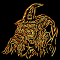 Detailed Witch