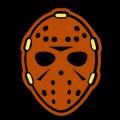 Jason Voorhees Mask 01