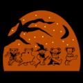 Grateful Dead Halloween Dancing Bears