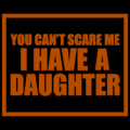 Can't Scare Daughter