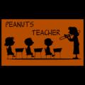 Peanuts Teacher