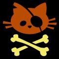 Cat Pirate 02