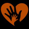 Heart Hands Child Parent