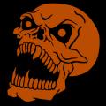 Evil Skull 02