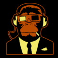 3D Monkey 01