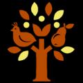 Partridge in a Pear Tree 02