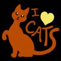 I Love Cats 04
