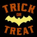 Trick or Treat Bat 04