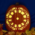 Pumpkin Clock CO