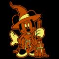 Minnie Witch 01