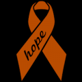Breast Cancer Hope Ribbon