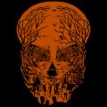 Hatbox Haunted Mansion Skull