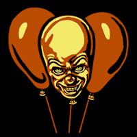 Pennywise Balloons Stoneykins