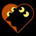 Pac Man Heart