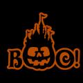 Disney Castle Boo 02
