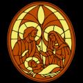 Nativity Window