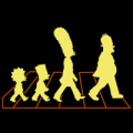 Simpsons Abby Road 02
