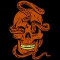 Slithering Skull
