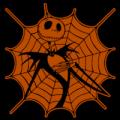 Jack Skellington Spider Web 03