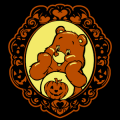 Trick or Sweet Care Bear 02