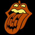 Rolling Stones Pumpkin Tongue 02