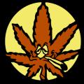 Stoned Ganja Leaf 01