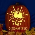 Cornoavirus Skull CO